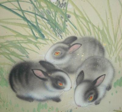 屬兔人與哪些屬相相配,屬兔人的